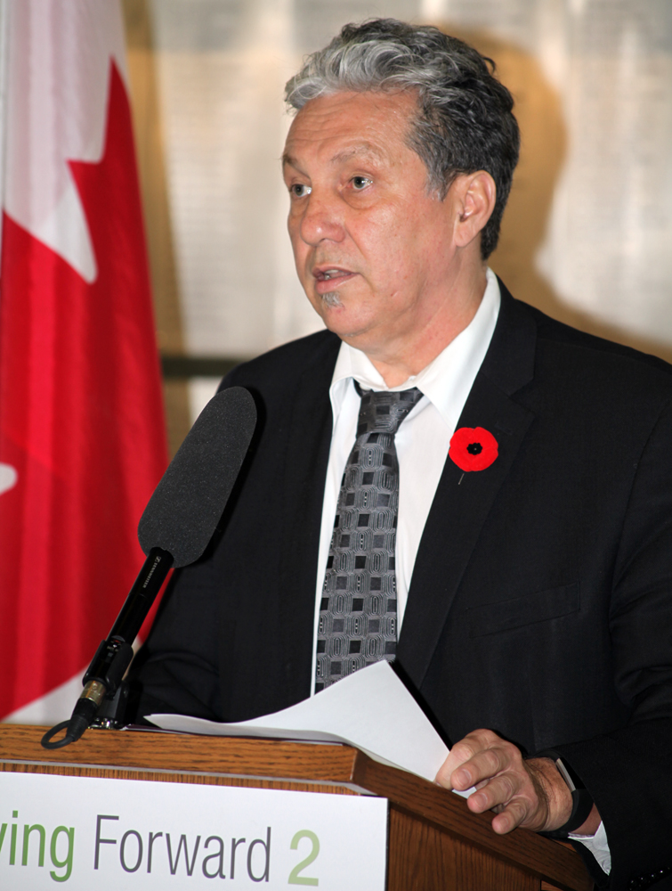 Dan Vandal, Member of Parliament for Saint-Boniface, Saint-Vital